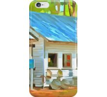 Old Country Charm  iPhone Case/Skin