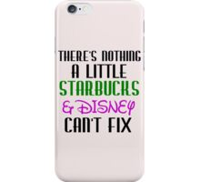 THERE'S NOTHING A LITTLE iPhone Case/Skin