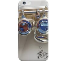 The Blue Notes iPhone Case/Skin