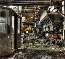 Boiler Room by Kyle Wilson