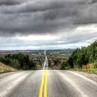 The Road West To Cottage Country  by Rich Fletcher