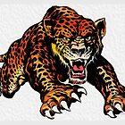 Wild Cat by sashakeen