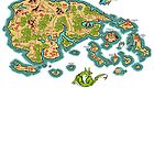 Hoenn Map by MeleeNinja