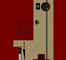 Nintendo Famicom by Luwee