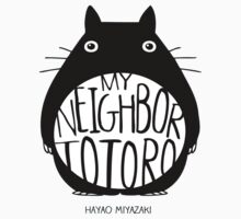 My neighbour totoro by LTEP