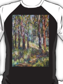 Gum Scrub - plein air paint out T-Shirt