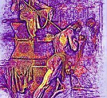 Samson Busting Ass on Treadmill by HeMan285