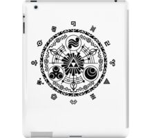Legend of Zelda TRIFORCE iPad Case/Skin