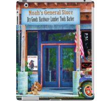 Noah's General Store II iPad Case/Skin