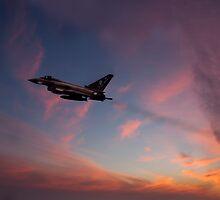 Typhoon Dawn  by J Biggadike