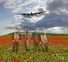 We Remember Them ! by Colin J Williams Photography