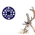 Deer by Freja Friborg