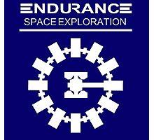 Inspired by Interstellar - Endurance Space Craft Photographic Print