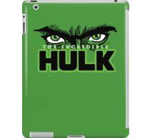 The Incredible Hulk iPad Case/Skin