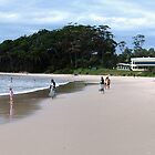 Mollymook Beach, South Coast, NSW, Australia. by GeorgeOne