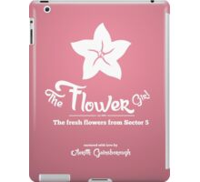 Aerith - The flower girl iPad Case/Skin