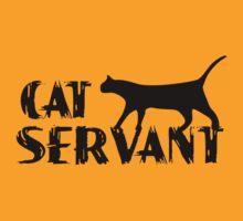 Cat servant by Boogiemonst