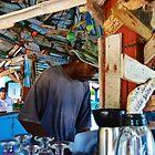 Bartender in Anegada  by ChelcieSPorter
