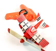 Toy plane by Muck959