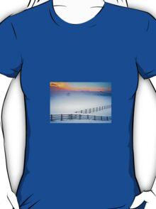 Welsh Winter Sunrise T-Shirt