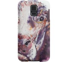 Gloomy Cow Samsung Galaxy Case/Skin