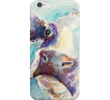 Gentle Cow iPhone Case/Skin