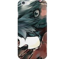 Kaneki's second nature - Tokyo Ghoul iPhone Case/Skin