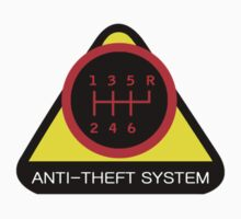 Anti-Theft System (Pattern 4) (dark) by ShopGirl91706