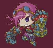 Cute Vi - League of Legends by marcoluigi92
