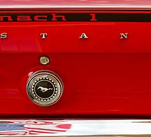 Mach 1 Stang by dlhedberg