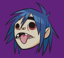 2D (gorillaz) by TheNuge