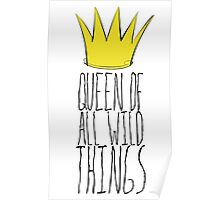 Where the Wild Things Are - Queen of All Wild Things 2 Cutout  Poster