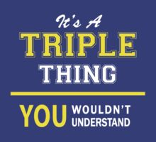 It's A TRIPODI thing, you wouldn't understand !! by satro