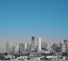 New York City Skyline by Hailey53098