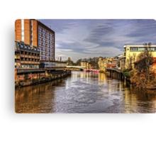 River Ouse Canvas Print