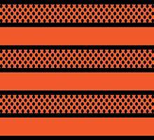 Polka Dots and Stripes by ArtfulDoodler