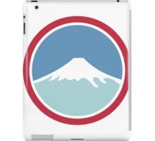 Mount Fuji iPad Case/Skin