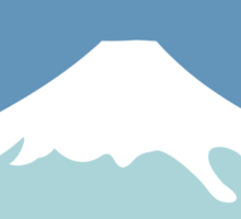 Mount Fuji Sticker