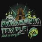 Greetings From Paramonia Temple by Scott Neilson Concepts