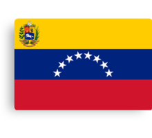 Venezuela - Standard Canvas Print