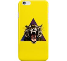 Tiger Triangle iPhone Case/Skin