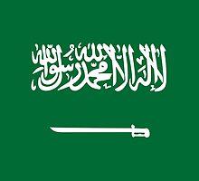 Saudi Arabia - Standard by solnoirstudios