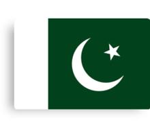 Pakistan - Standard Canvas Print