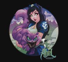 Alice In Wonderland by Martin Abel
