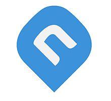NAiA Logo - Light Blue by NAiAcrypto