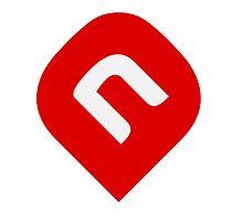 NAiA Logo - Red by NAiAcrypto
