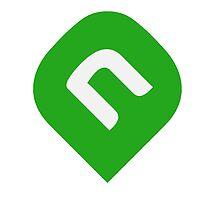 NAiA Logo - Light Green by NAiAcrypto