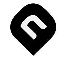 NAiA Logo - Black by NAiAcrypto