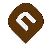 NAiA Logo - Brown by NAiAcrypto