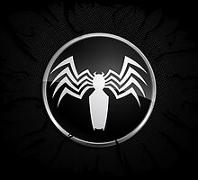 Spider Man Logo by violetraymedia